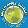 Halal Green Apple Market